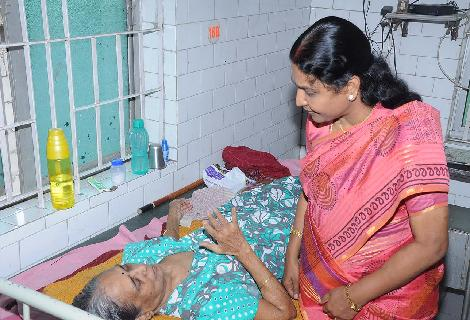 Hospice for Terminally Ill Patient